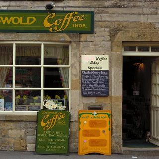 Cotswold Coffee Shop