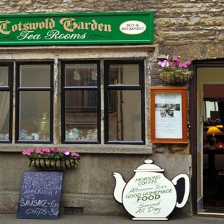 Cotswold Tea Rooms