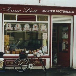 Isaac Lett Master Victualler